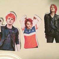 Gerard Way Red Hair Appreciation Pack