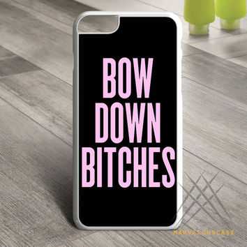 Bow-Down-Beyonce Custom case for iPhone, iPod and iPad