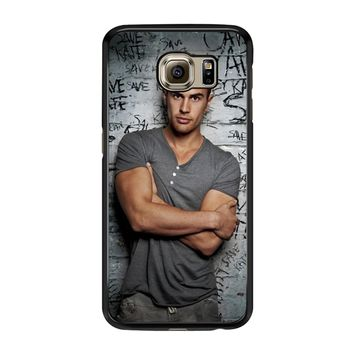 Theo james Arms Span Samsung Galaxy S6 Edge Case