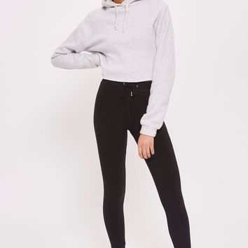 Black Super Soft Slim Joggers | Topshop