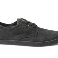 Black Canvas Men's Paseo