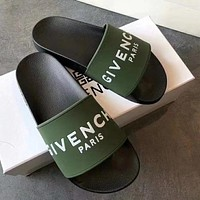 Givenchy Women Fashion Casual Slipper Shoes