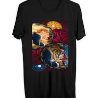 Beauty The Beast Disney Men T Shirts