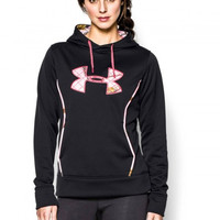 Under Armour Storm Black Hoodie - Womens