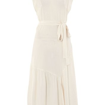 Cutabout Stripe Midi Dress - Dresses - Clothing