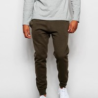 New Look | New Look Jogger with Zip Hem Detail at ASOS
