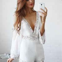 Malibu Playsuit | Xenia Boutique | Women's fashion for Less - Fast Shipping