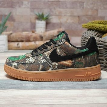 "06a76ab3 Nike Air Force 1 Low ""Realtree"" Black - Best Deal Online"