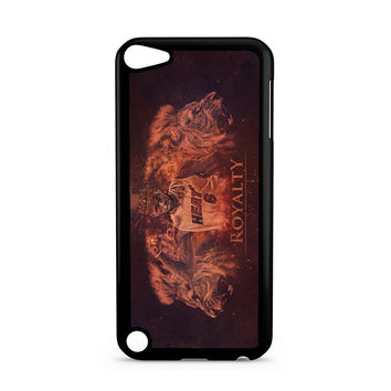 Lebron James Royalty Ipod Touch 5 Case