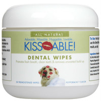 KissAble Doggie Dental Wipes