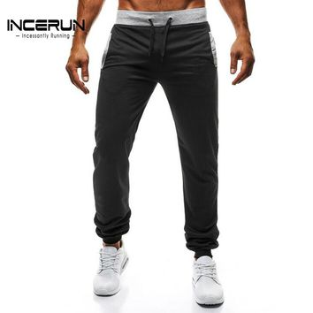 Men's Casual Drawstring Workout Joggers