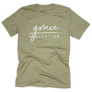 Grace Over Perfection - Tee