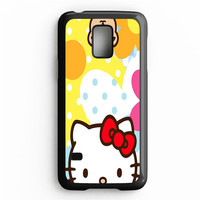 Hello Kity Patterns Samsung Galaxy S5 Mini Case