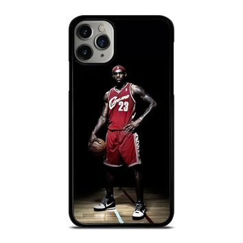 LEBRON JAMES CLEVELAND iPhone Case Cover