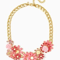 Wonderland Flower Necklace | Fashion Jewelry - Mother's Day | charming charlie