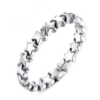 Super Cute Star Ring, All Sizes