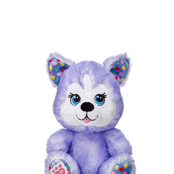 Build-A-Bear Buddies Gumdrop Husky