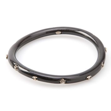Chanel Vintage Lucite Bangle