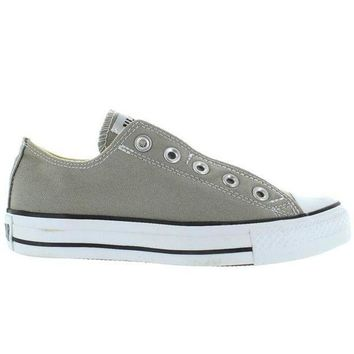 Converse All Star Chuck Taylor Slip Elephant Canvas Slip On Sneaker