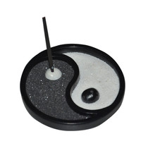 Yin Yang Incense Burner
