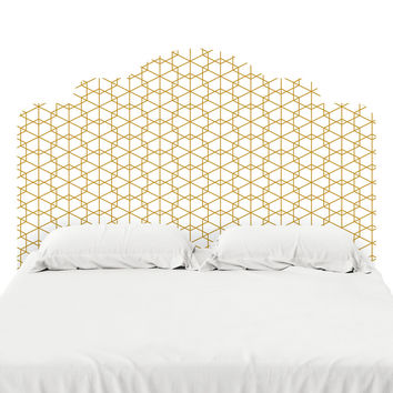 Henry C. Gatz Headboard Decal