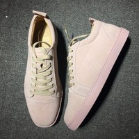 Cl Christian Louboutin Low Style #2015 Sneakers Fashion Shoes - Best Deal Online