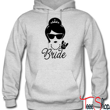 Bride Wedding Marriage Stag do Hen night party hoodie