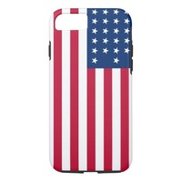 American Flag Case-Mate Tough iPhone 7 Case