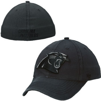 5f71807ee04 Carolina Panthers  47 Brand Black Dagger Flex Hat – Charcoal