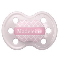 Baby Girl First Name | Custom Baby Pacifier