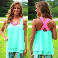 Summertime Madness Top