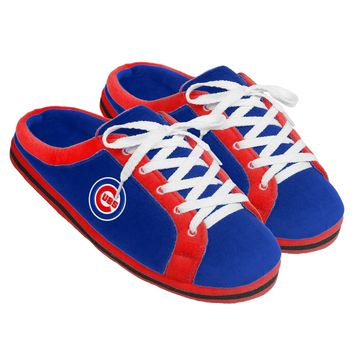Chicago Cubs Sneaker Slippers MLB New 2016 Style