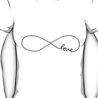 Infinite Love Women's T-Shirt