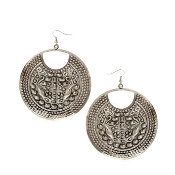 ASOS Festival Disc Earrings