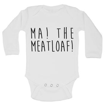 Ma! The Meatloaf! Funny Kids Onesuit