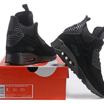 Air Max 90 Winter SneakerBoot ICE 684714-016 Size 40-46