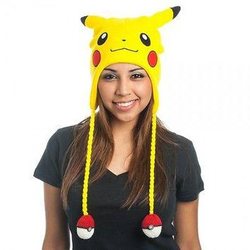 Pokemon Pikachu Big Face Laplander by BioWorld