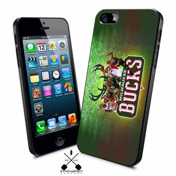 Milwaukee Bucks NBA iPhone 4s iphone 5 iphone 5s iphone 6 case, Samsung s3 samsung s4 samsung s5 note 3 note 4 case, iPod 4 5 Case