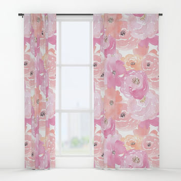 Isla Window Curtains by sylviacookphotography