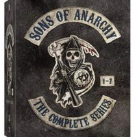 Sons of Anarchy DVD Complete Series