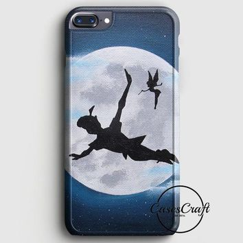 Peter Pan Silhouette iPhone 7 Plus Case | casescraft