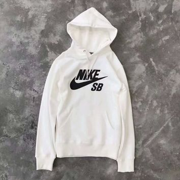 NIKE SB Print Hooded More Color pullover Hoodies Tops Sweatshirt H-A-GHSY-1