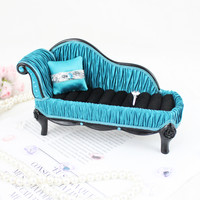 """Vintage Allure Lounge Chair Ring Holder 6.75""""""""X4""""""""X2.7"""""""" Turquoise: Turquoise"""