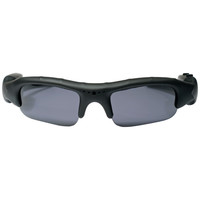 Pov Action Video Pov Hd 720p Action Camera Eyewear & Webcam (black)