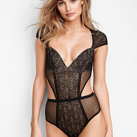XO Lace Bodysuit - Very Sexy - Victoria's Secret