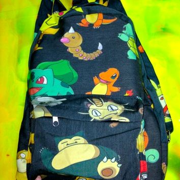 SWEET LORD O'MIGHTY! POKEMON BACKPACK