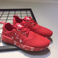 Adidas GUCCI NMD  ashion casual shoes