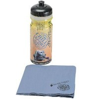 "Frogg Toggs 647484036301 Chilly Sport Cooling Towel, 33"" Length x 6-1/2"" Width, Gray"
