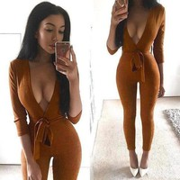 Womens Jumpsuit Overalls