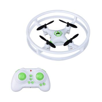 Mini Nano Drone RC Quadcopter Quadrocopter RC Helicopter 2.4GHz Birthday Gift for Children Toys VS Dwi Dowellin D1